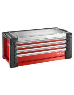 Coffres JET+ 4 tiroirs - 5 modules par tiroir - JET.C4M5 - Facom