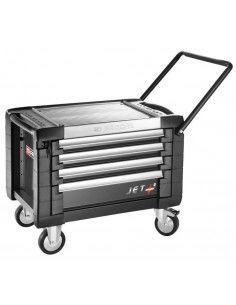 Coffres roulant JET+ 4 tiroirs - 3 modules par tiroir - JET.CR4GM3 - Facom