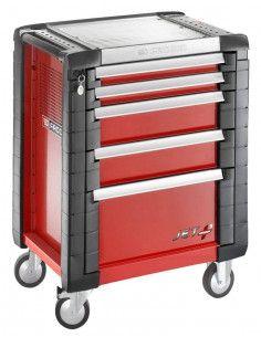 Servantes JET+ 5 tiroirs - 3 modules par tiroir - JET.5M3 - Facom
