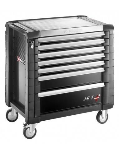 Servantes JET+ 7 tiroirs - 4 modules par tiroir - JET.7GM4 - Facom