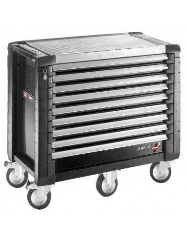 Servantes JET+ 9 tiroirs - 5 modules par tiroir - JET.9GM5 - Facom