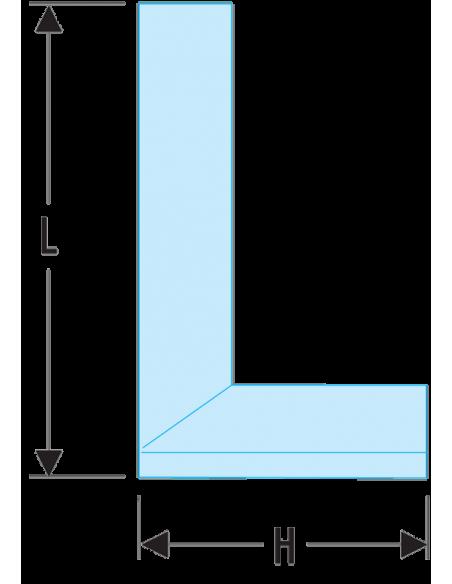 DELA.1223 - Equerres de menuisier Inox - DELA.1223.03 - Facom