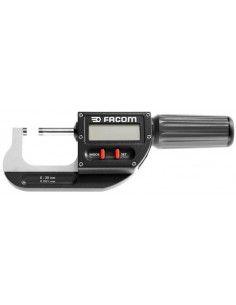 Micromètre à affichage digital 25 mm - 1355A - Facom