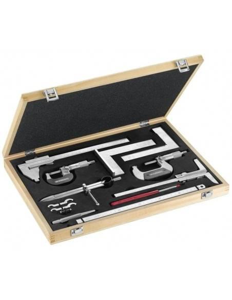 Coffret métrologie-contrôle 10 outils - 809.J3 - Facom