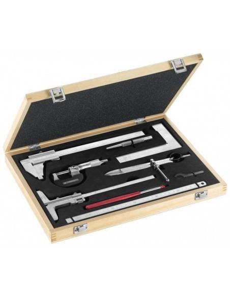 Coffret métrologie-contrôle 8 outils - 809.J2 - Facom
