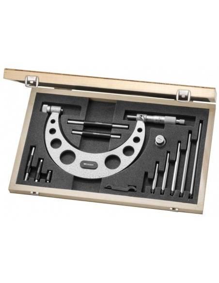 Micromètre d'extérieur à rallonge au 1/100 mm - 807C - Facom