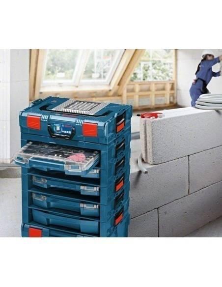 Système d'emmanchement Rack i-BOXX 3 étages - Bosch