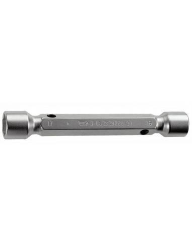 97 - Clés à béquilles doubles forgées métriques - 97.10X11 - Facom