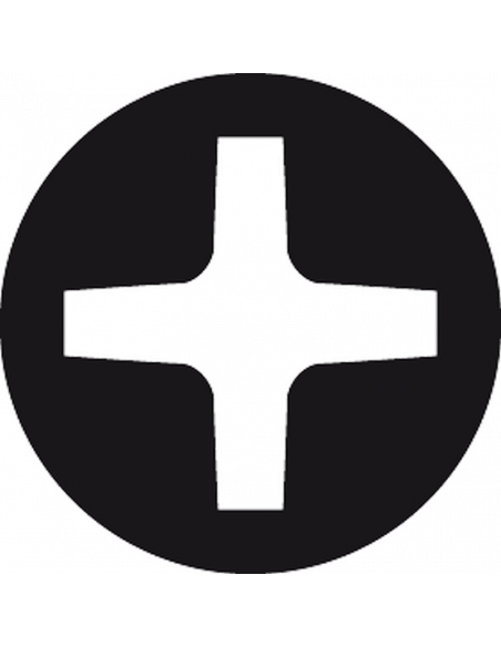 EP.13T - Embouts High Perf' Titane série 1 pour vis cruciformes Phillips® - EP.132T - Facom