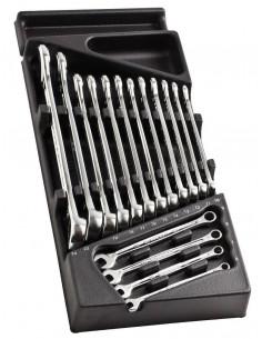 Module 16 clés mixtes OGV® de 6 à 22 et 24 mm - MOD.440-1 - Facom