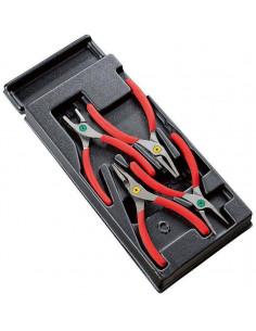 Module 4 pinces pour Circlips® - MOD.PCSN - Facom