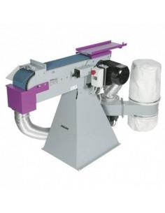 Ponceuse à bande 2000 x 150 mm BG 1503 + ASP - 400V 2200 W - 20105044 - Sidamo