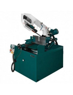 Scie à ruban semi-automatique SR 320 BSA - 400V 1400W - 20114017 - Sidamo