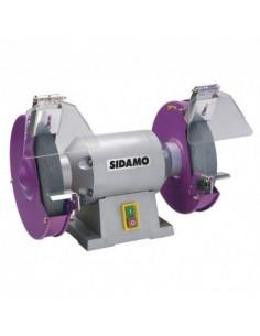 Touret à meuler G 200 D. 200 mm - 230V 370W - 20113098 - Sidamo