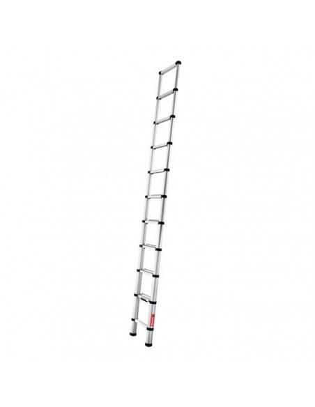 Échelle télescopique CLASSICO LINE 3,30 m + paire de pieds de sécurité - TEL-00007 - Telesteps