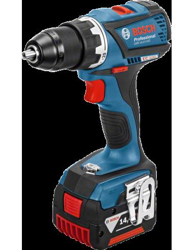 Perceuse-visseuse sans-fil GSR 14,4 V-EC, 2 batteries 4,0 Ah, L-BOXX - Bosch