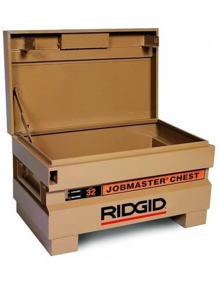 coffre de chantier jobmaster 32 28001 ridgid pas cher. Black Bedroom Furniture Sets. Home Design Ideas