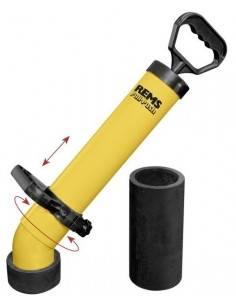 Déboucheur à pompe Pull-Push - 170300 R - REMS