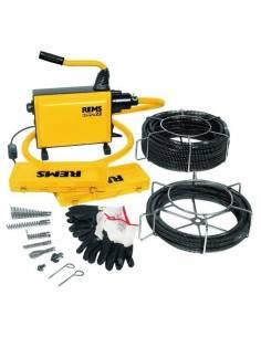 Déboucheur électrique Cobra 22 Set 16+22 - 172012 R220 - REMS