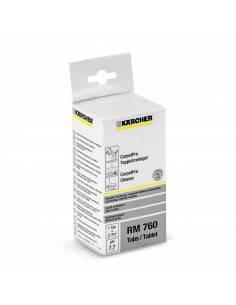 Nettoyant pour moquettes RM 760 en tablettes 16 Pastilles CarpetPro - 62958500 - Karcher