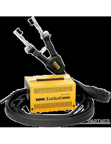 Appareil à souder électrique Contact 2000 Super-Pack - 164050 R220 - REMS