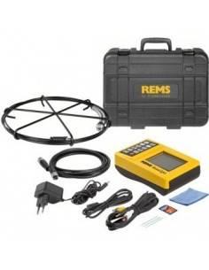 Caméra d'inspection CamSys Set S-Color 10 K - 175008 R220 - REMS