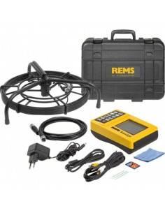 Caméra d'inspection CamSys Set S-Color 30 H - 175010 R220 - REMS
