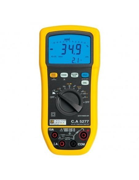 Appareil de mesure électrique