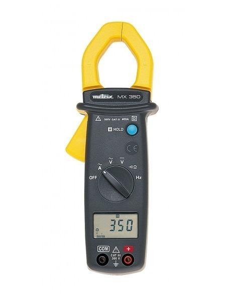 Pince ampèremétrique MX 350 - MX0350-Z - Metrix