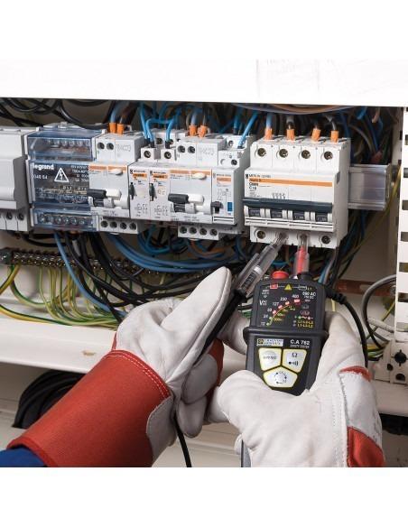 Testeur de tension VAT IP2X CA 762 - P01191762D - Chauvin Arnoux