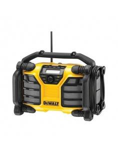 Radio-chargeur sur secteur ou batteries XR 10.8V, 14.4V et 18V Li-Ion - sans batterie ni chargeur - DCR017 - Dewalt