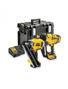 Pack 2 outils XR 18V 5Ah Li-Ion - DCK264P2 - Dewalt