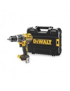 Perceuse visseuse percussion Compact XR 18V - sans batterie ni chargeur - coffret TSTAK - DCD796NT - Dewalt