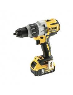 Perceuse visseuse percussion Premium XRP 18V 5Ah Li-Ion Brushless - 2 batteries - coffret TSTAK - DCD996P2 - Dewalt