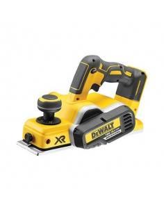 Rabot XR 18V - sans batterie ni chargeur - coffret TSTAK - DCP580NT - Dewalt