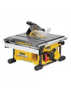 Scie à table XR FLEXVOLT 54V Brushless 210mm - sans batterie ni chargeur - DCS7485N - Dewalt