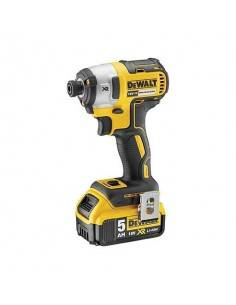 Visseuse à chocs XR 18V 5Ah Li-Ion Brushless - 3 vitesses - 2 batteries - coffret TSTAK - DCF887P2 - Dewalt