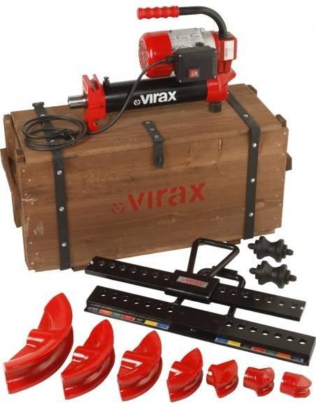 Cintreuse hydraulique électrique 3/8-4'' gaz - 240851 - Virax
