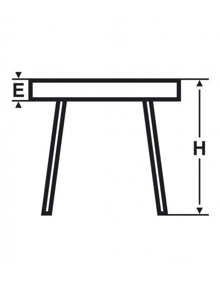 Table de monteur standard - 200910 - Virax