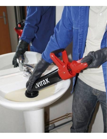 Déboucheur à pompe - 290210 - Virax