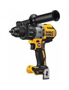 Perceuse visseuse percussion XR 18V Brushless TOOL CONNECT sans batterie ni chargeur - DCD797NT - Dewalt