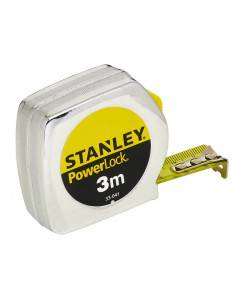 Mesure 3M X 19 mm Powerlock Classic Metal - 1-33-041 - Stanley
