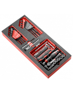 Composition 10 modules mousse maintenance édition limitée 100 ans - CM.MG100Y - Facom