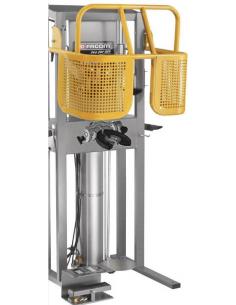 Compresseur de ressort pneumatique - DLS.501HPPB - Facom Sélection