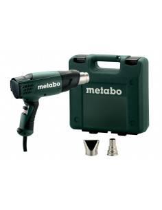 Pistolet à air chaud 1600W en coffret HE 16-500 - 601650500 - Metabo