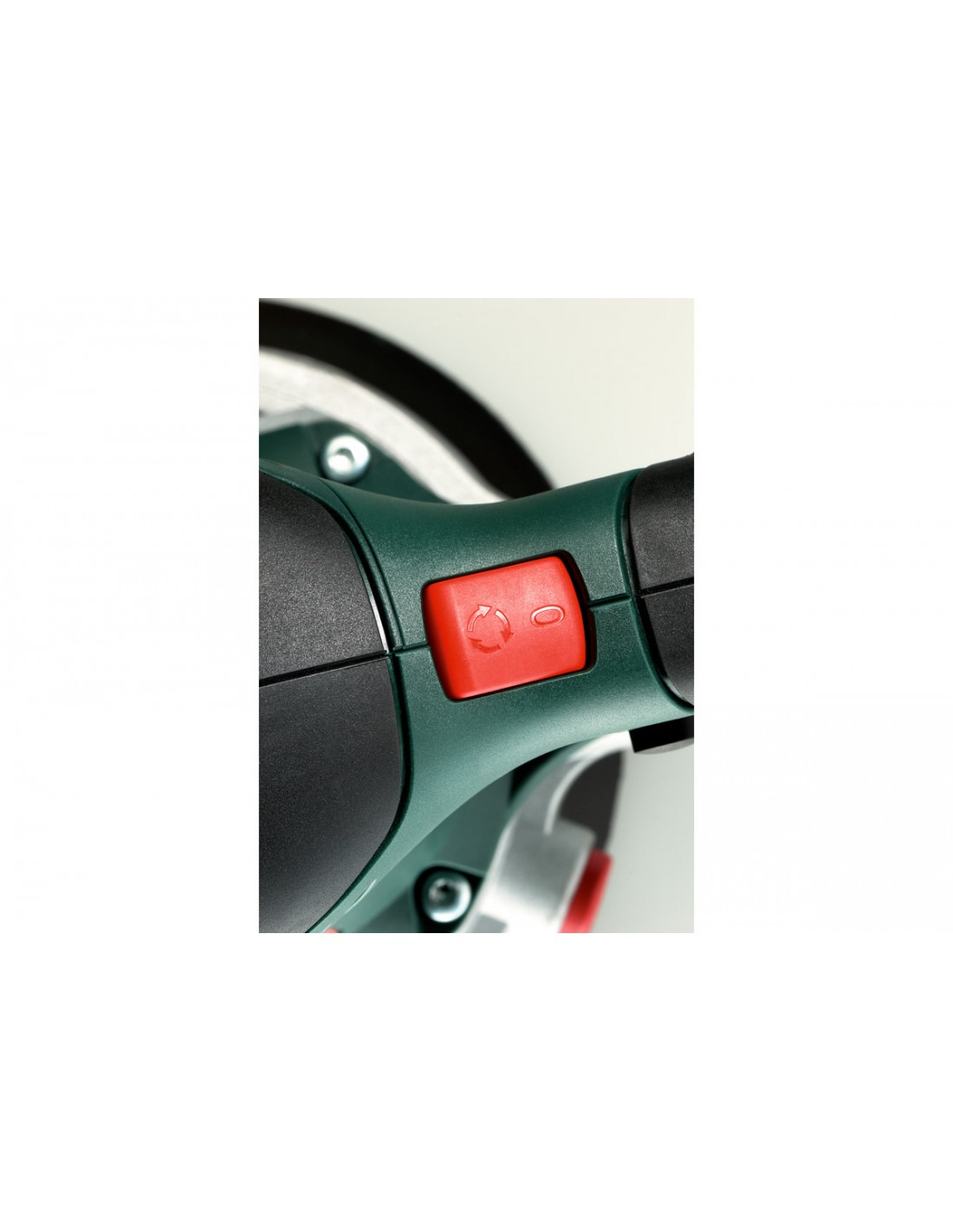 ponceuse excentrique 350w sxe 450 turbotec - 600129000 - metabo pas