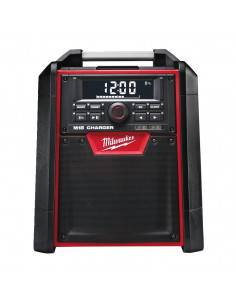 Radio de chantier chargeur M18 RC-0 (machine seule) | 4933446639 - Milwaukee