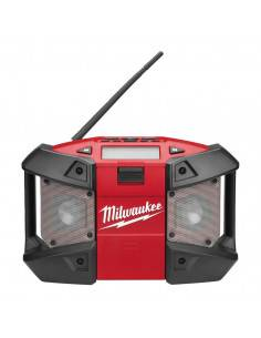 Radio de chantier sans fil 12V Li-Ion C12 JSR-0 (machine seule) | 4933416365 - Milwaukee