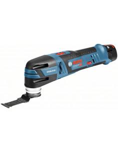 Découpeur-ponceur sans fil GOP 12V-28 2.5Ah + accessoires - 06018B5000 - Bosch