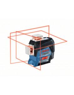 Laser lignes GLL 3-80 C + Trépied BT 150 - 0601063R01 - Bosch
